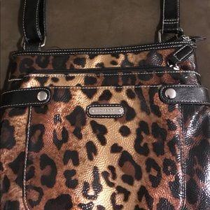 Beautiful Rossetti leopard print purse brand new!